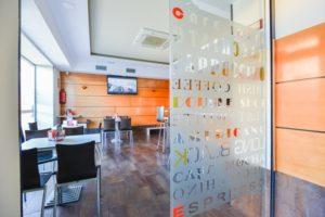 Cafetería Hotel Viñas 17 Teruel