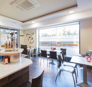 Cafeteria Hotel Viñas 17 Teruel 2